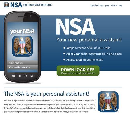 Rivoluzione Web: arrivano le app anti Nsa