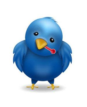 Worm Tweetdeck, Twitter è out