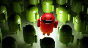 Android, malware Godless