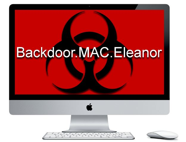 Canale Sicurezza - eleanor backdoor mac