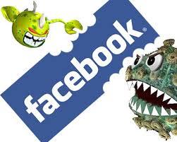 Allarme virus su Facebook