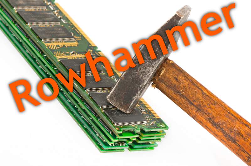 Canale Sicurezza - rowhammer