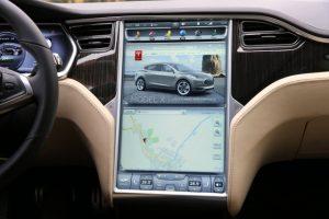 Con Android rubi una Tesla