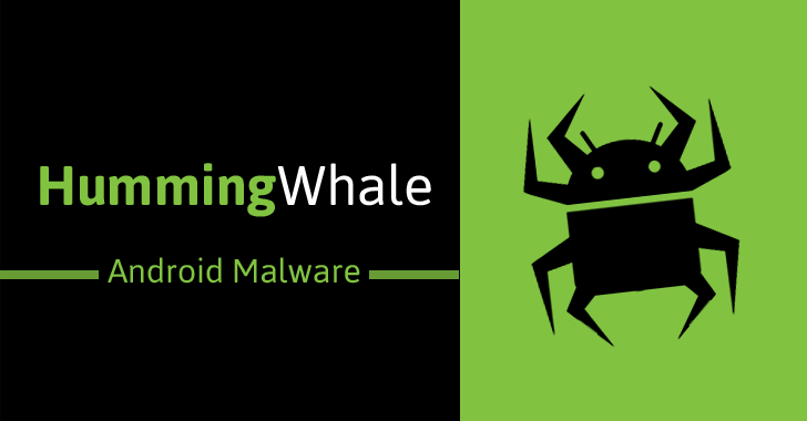 Canale Sicurezza - Hummingwhale android malware