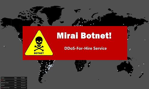 Botnet Mirai