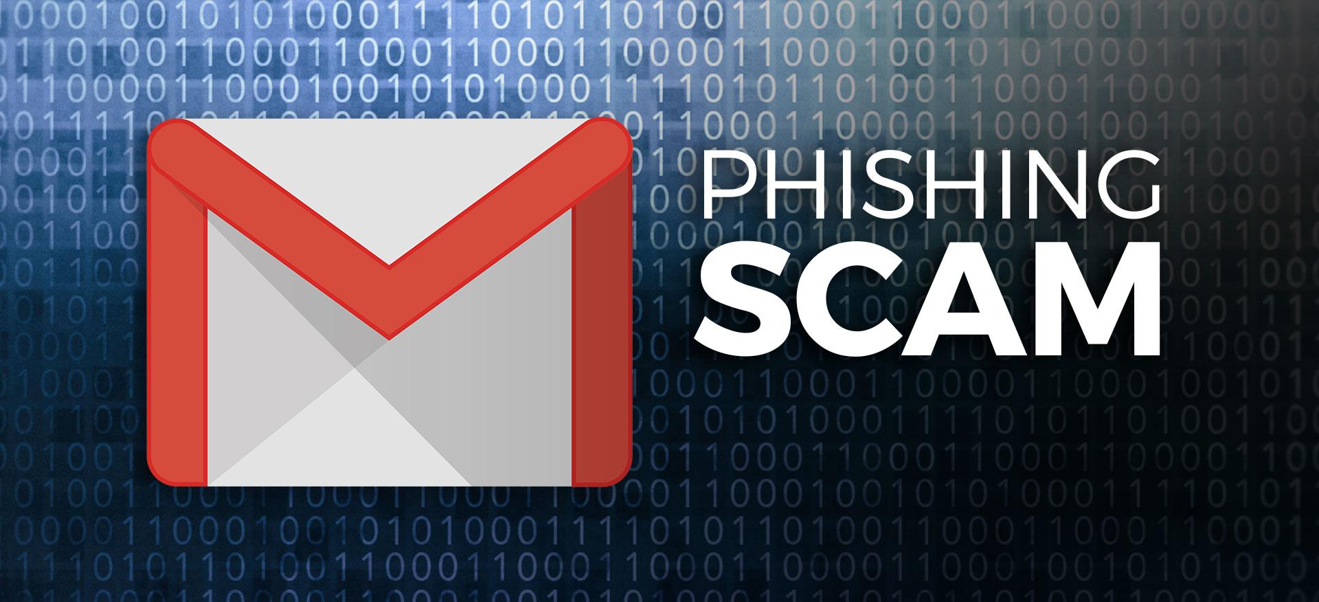 Canale Sicurezza - Phishing Gmail