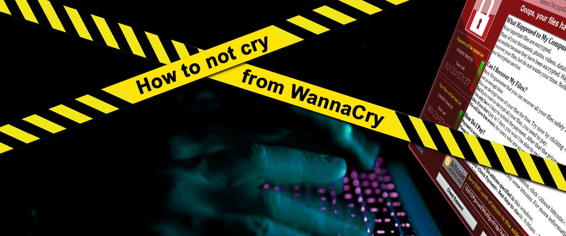Canale Sicurezza - wannacry