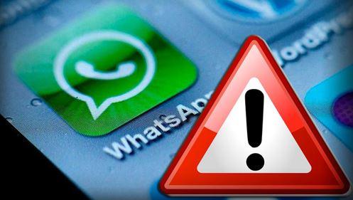 Canale Sicurezza - Whatsapp Phishing