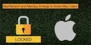 Mac, arriva il ransomware