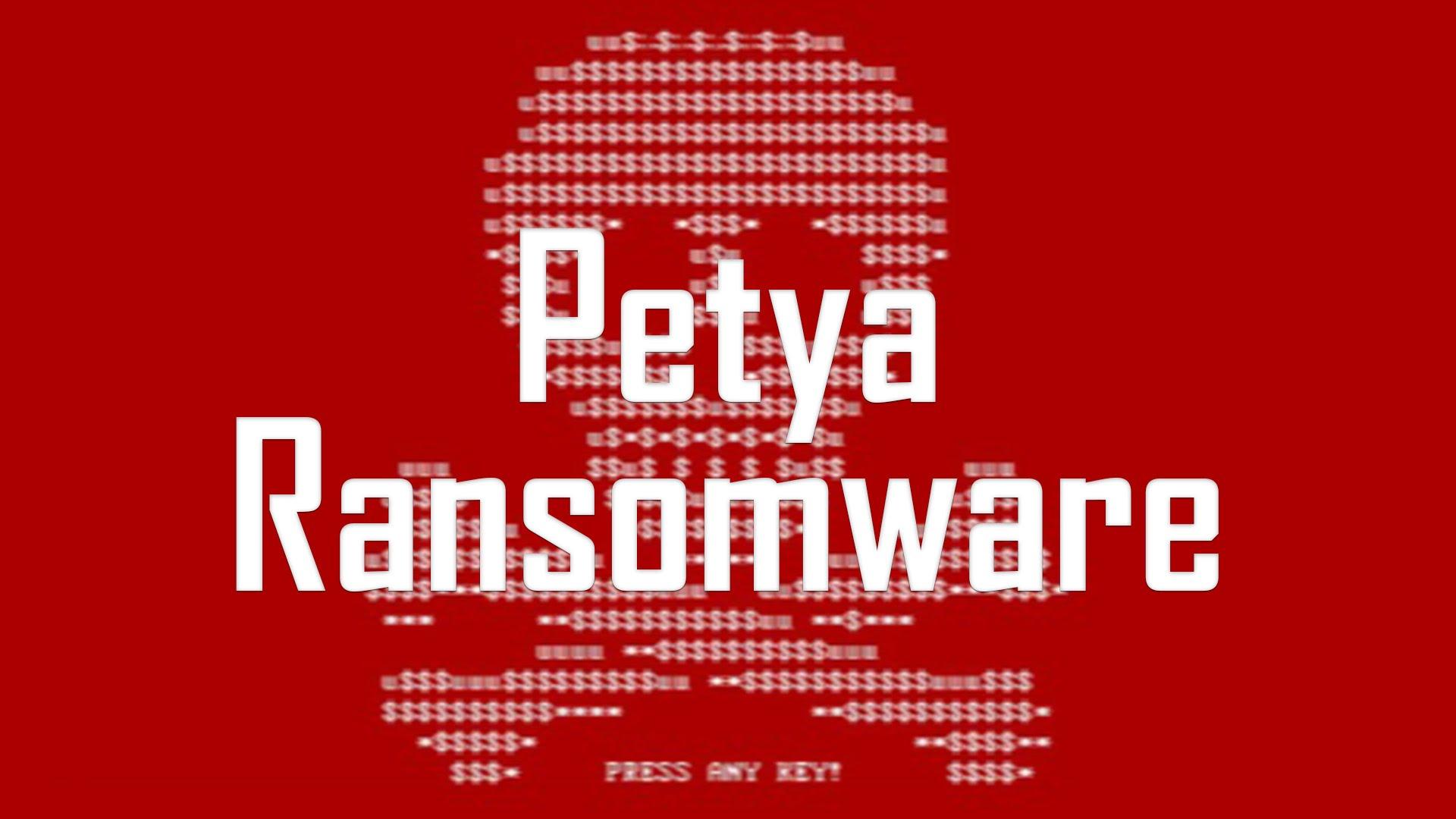 Canale Sicurezza - Petya