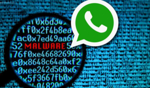 WhatsApp malware.