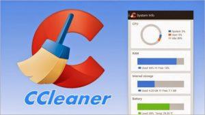 CCleaner, malware antimalware