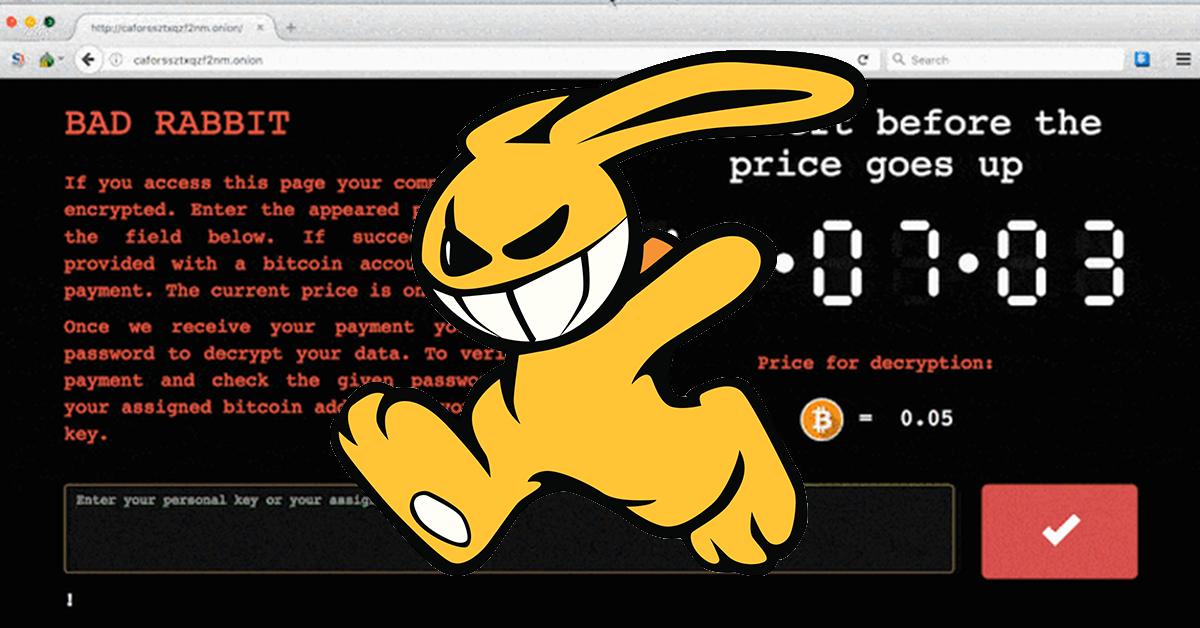 Canale Sicurezza - Bad Rabbit