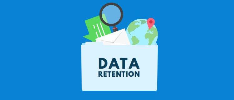 Canale Sicurezza - Data retention