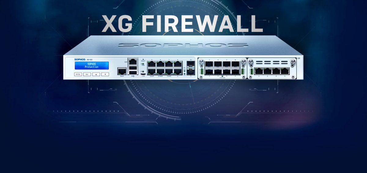 Canale Sicurezza - Sophos XG Firewall