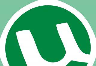 uTorrent.