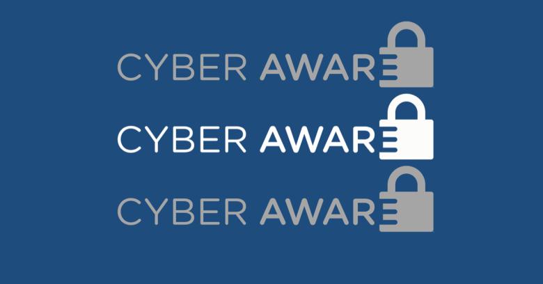 Cyber Aware.