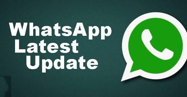 WhatsApp Update.