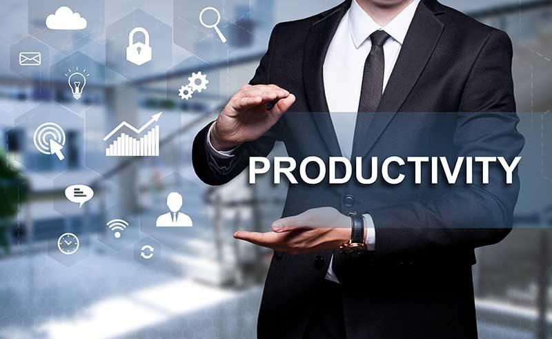 Monitor Productivity.