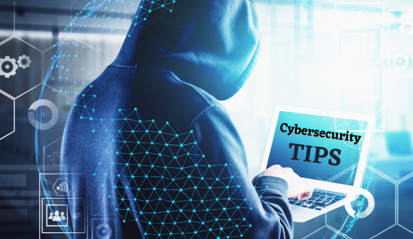 Cybersecurity Tips.